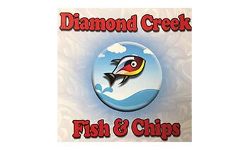 Chute Street Fish Chips Logo