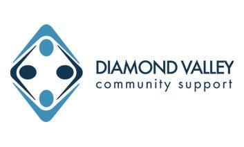 DVCS Op Shop Diamond Creek Logo