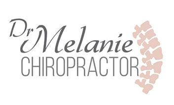Dr Melanie Chiropractor Logo