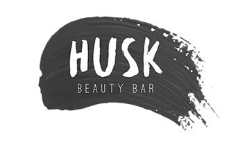 Husk Beauty Bar Logo