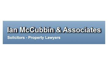 Ian McCubbin Solicitors Logo