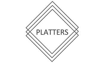 Platters Cafe Logo