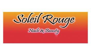 Soleil Rouge Nail Beauty Logo