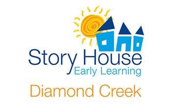 Story House Early Leanring Diamond Creek Logo