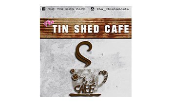 The Tin Shed Logo